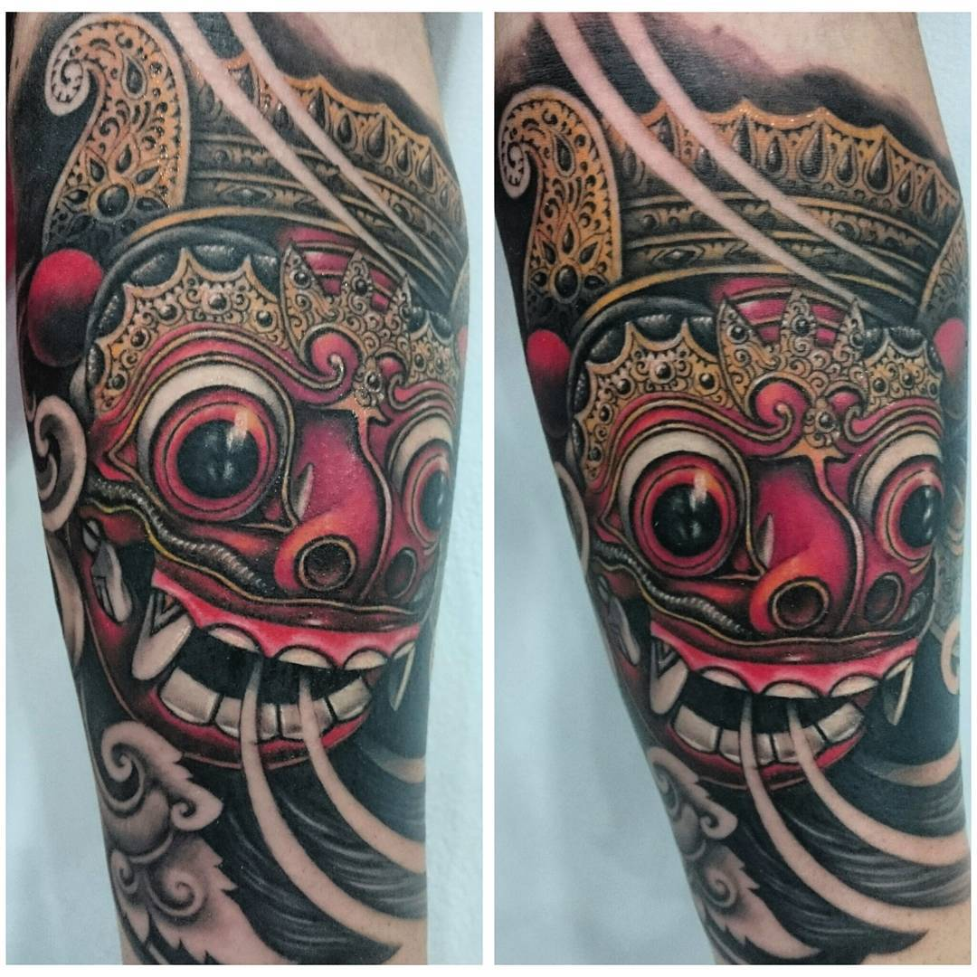 balinese tattoos symbols designs pictures tattlas