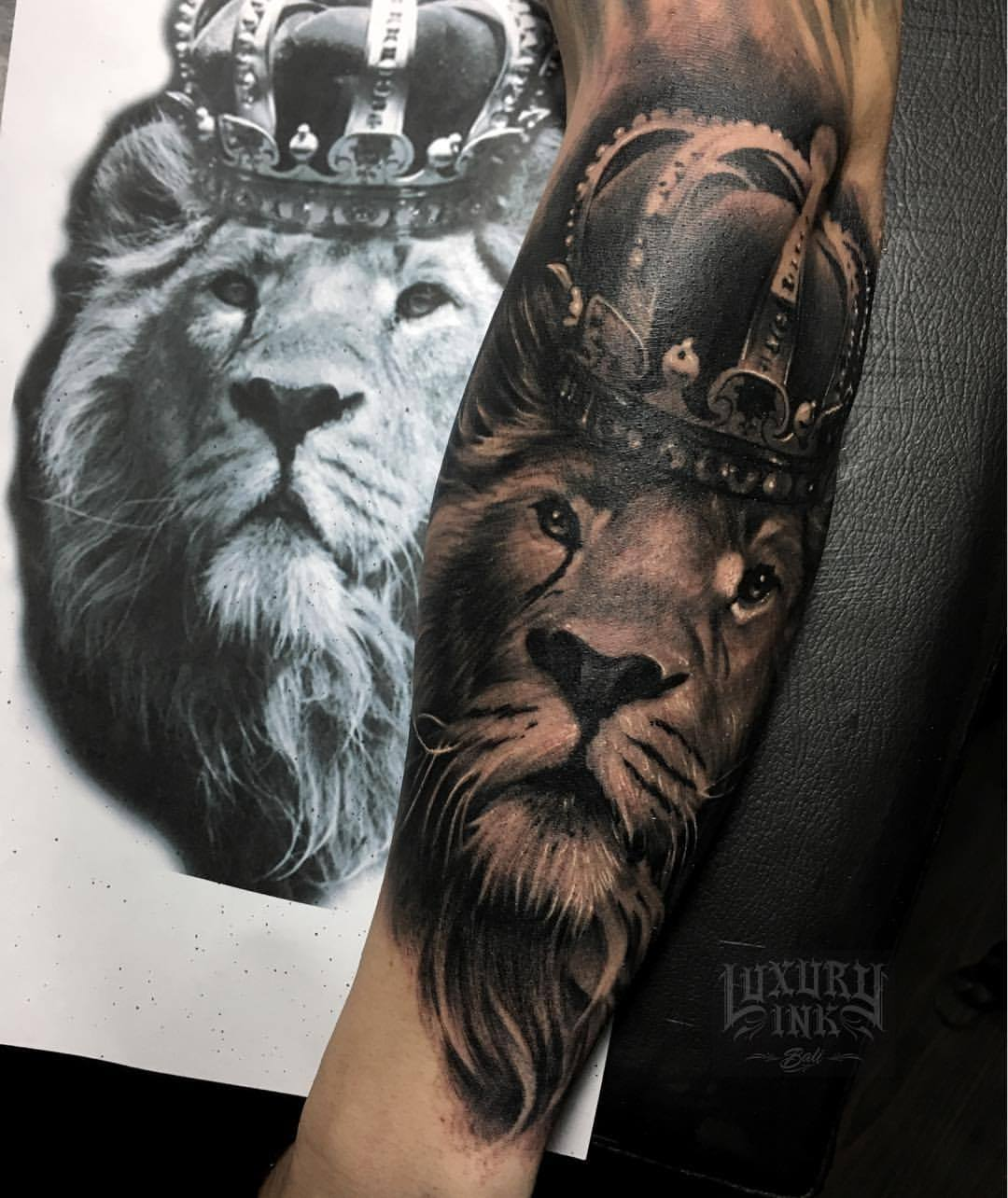 100+ [ Majestic Lion Tattoos ] | Ugliest Tattoos Lions Bad