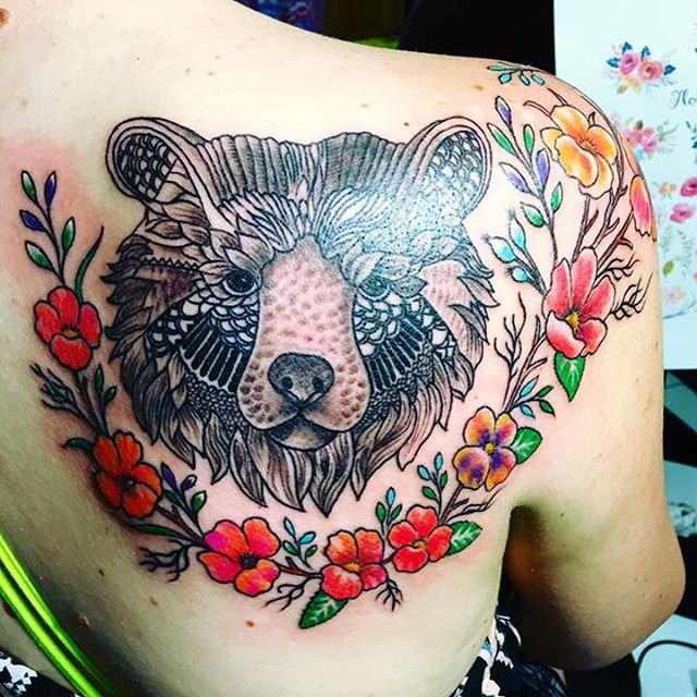 lions and tigers and bears tattlas bali tattoo guide. Black Bedroom Furniture Sets. Home Design Ideas
