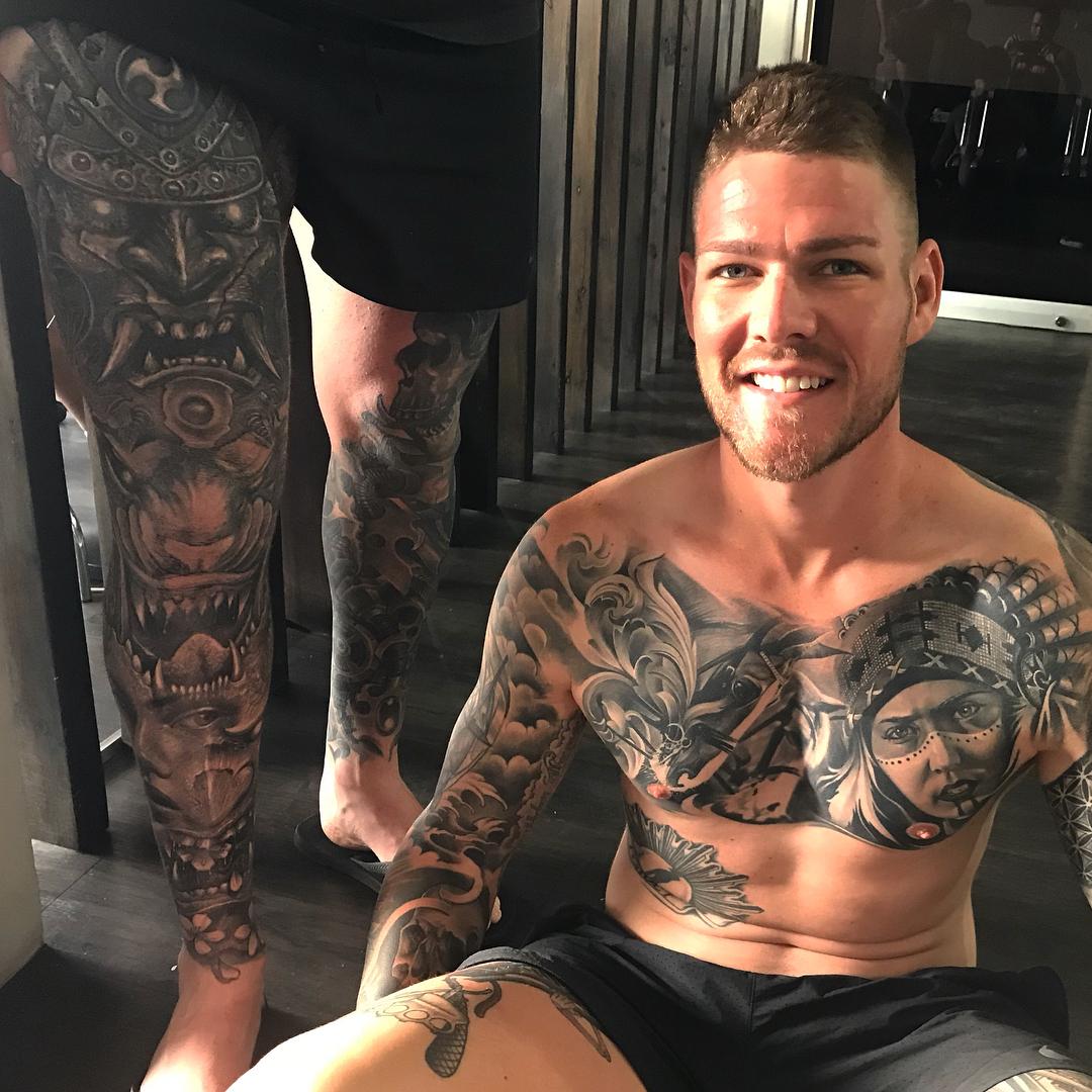 Tattoos by Hendro Dewisura and Ukix Asmirantika