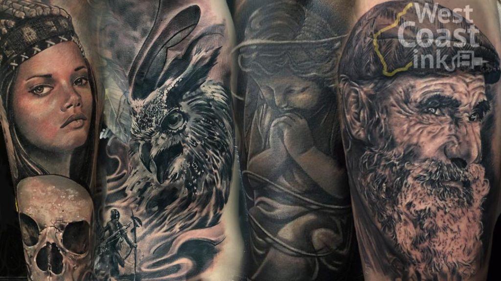 West Coast Ink Seminyak Tattoo Studio