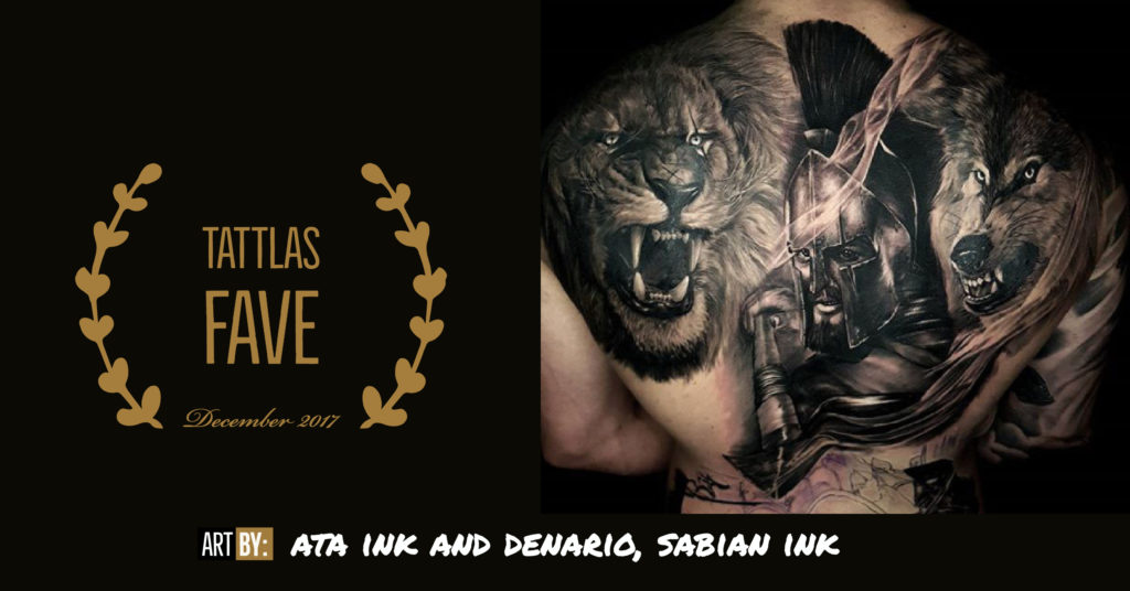 Sabian Ink Collab Tattoo