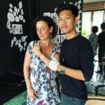 Jeff Woa tattoo artist at Canggu Tattoo Studio 2 in Pererenan Bali
